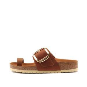 08e1fc68a50c Birkenstock Shoes - Birkenstock Miramar Cognac